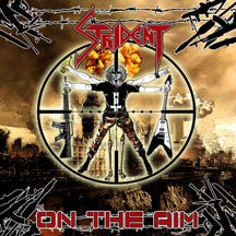 Strident - On The Aim (CD)