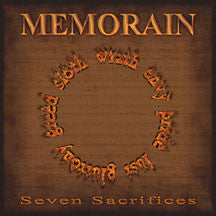 Memorain - Seven Sacrifices (CD)