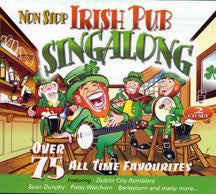 Non Stop Irish Pub SingAlong (CD)