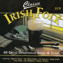 Classic Irish Folk (CD)