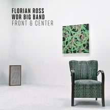 Florian Ross & WDR Big Band - Front & Center (CD)