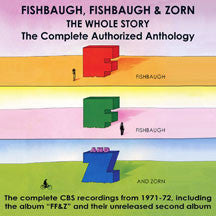 Fishbaugh, Fishbaugh & Zorn - FF&Z: The Whole Story (CD)