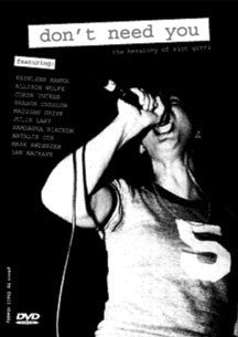 Dont Need You: Herstory Of Riot Grrrl (DVD)