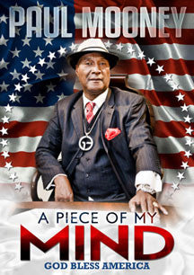 Paul Mooney - A Piece Of My Mind (DVD)