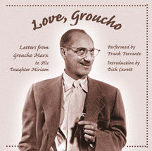 Groucho Marx - Love, Groucho (CD)