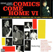 Denis Leary - Comics Come Home Vi (CD)