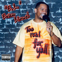 Evan Lionel - Too Real For Ya'll! (CD)