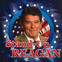 Ronald Reagan - Stand-up Reagan (CD)
