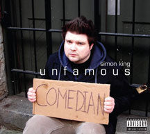 Simon King - Unfamous (CD)