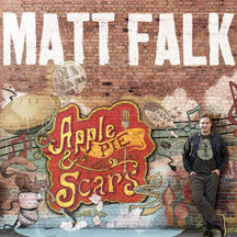 Matt Falk - Apple Pie & Scars (CD)