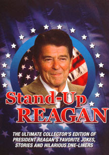 Ronald Reagan - Stand-Up Reagan (DVD)