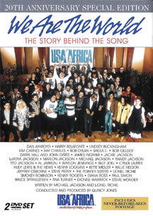 We Are The World: Story Behindthe Song Special Edition (DVD)