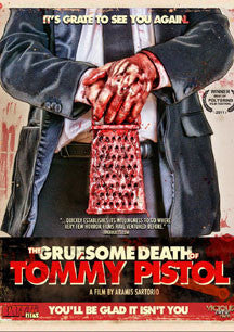 Gruesome Death Of Tommy Pistol (DVD)