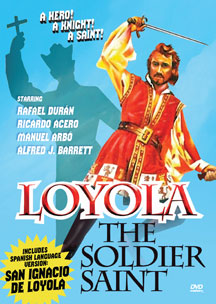 Loyola the Soldier Saint (DVD)