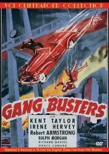 Gang Busters (DVD)