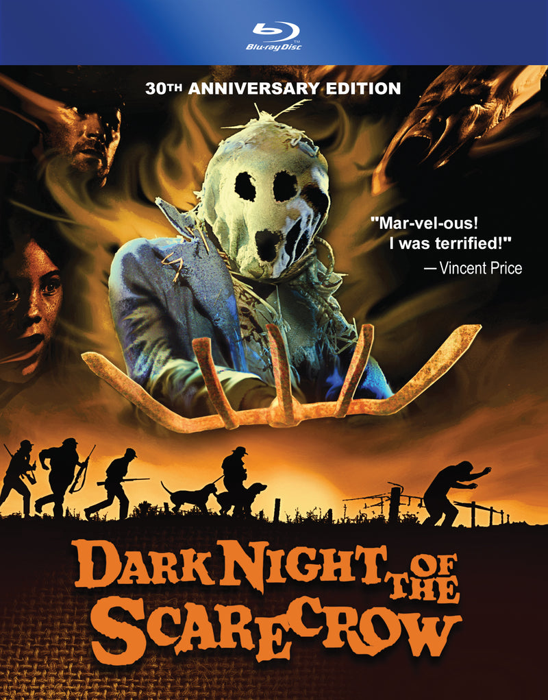 Dark Night of the Scarecrow (blu-Ray) (BLU-RAY)