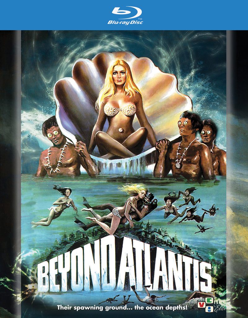 Beyond Atlantis (BLU-RAY/DVD)