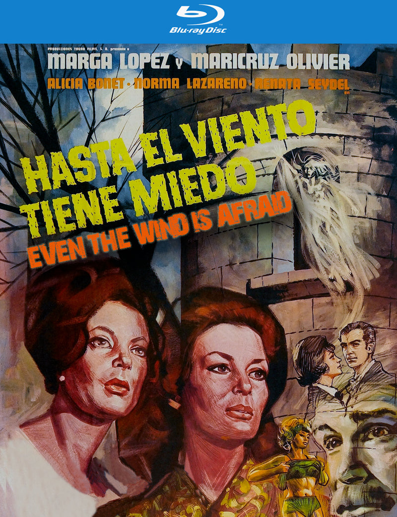 Hasta El Viento Tiene Miedo (Even The Wind Is Afraid) (BLU-RAY)