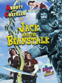 Jack And The Beanstalk: 4k Restoration Special Edition (BLU-RAY)