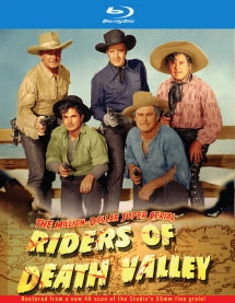 Riders Of Death Valley (BLU-RAY)