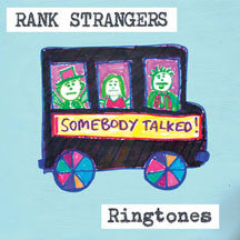 Rank Strangers - Ringtones (VINYL ALBUM)