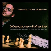 Boris Gaquere - Xeque-mate (CD)