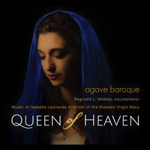 Agave Baroque - Queen Of Heaven (CD)