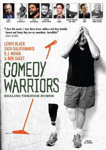 Comedy Warriors: Healing Through Humor (DVD)