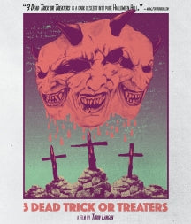 3 Dead Trick Or Treaters (BLU-RAY/DVD)