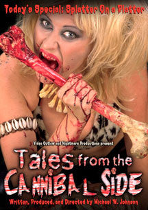 Tales From The Cannibal Side (DVD)