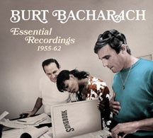 Burt Bacharach - Essential Recordings 1955-62 (CD)