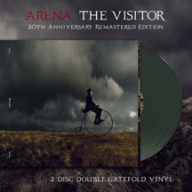 Arena - The Visitor (20th Anniversary Remastered Edition) (coloured Vinyl) (VINYL ALBUM)