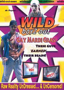 Wild Boyz Out: Mardi Gras 2004 (DVD)