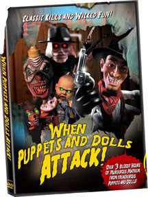 When Puppets And Dolls Attack! (DVD)