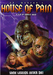 Dr. Moreau's House Of Pain (DVD)
