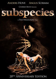 Subspecies: Remastered (DVD)