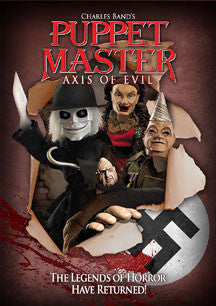 Puppet Master: Axis Of Evil (BLU-RAY)