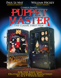 Puppet Master 1: Remastered (BLU-RAY)