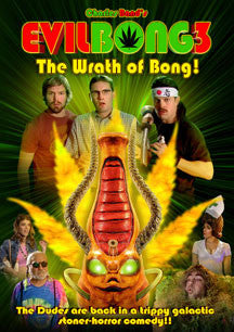 Evil Bong 3: The Wrath Of Bong (DVD)