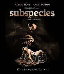 Subspecies 1 Re-mastered (BLU-RAY)
