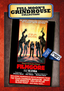 Grindhouse: Filmgore (DVD)
