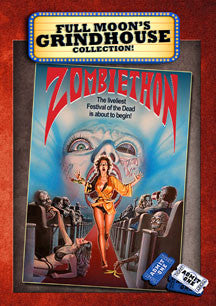 Grindhouse: Zombiethon (DVD)