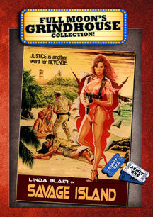 Grindhouse: Savage Island (DVD)
