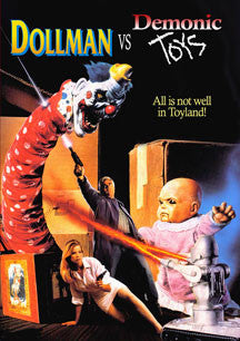 Dollman Vs. Demonic Toys (DVD)