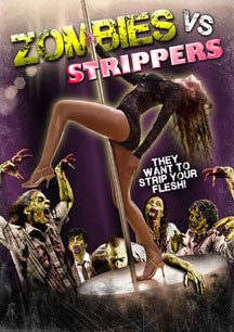 Zombies Vs. Strippers (DVD)