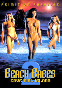 Beach Babes 2: Cave Girl Island (DVD)