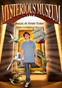 Mysterious Museum (DVD)