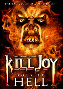 Killjoy Goes To Hell (DVD)
