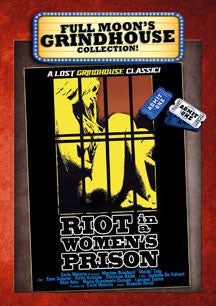 Riot In A Woman's Prison (DVD)