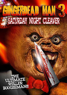 Gingerdeadman 3: Saturday Night Cleaver (DVD)